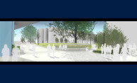 New Science & Engineering Quadrangle being designed to complement future Wegmans Hall