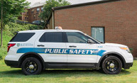 Public Safety vehicle