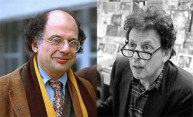 Allen Ginsberg and Phillip Glass