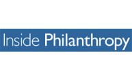 logo for Inside Philanthropy