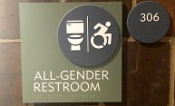 More all-gender restrooms available on River Campus