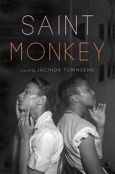 book cover of Saint Monkey