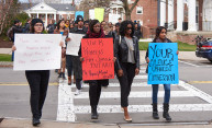 Students demand better racial climate at the University