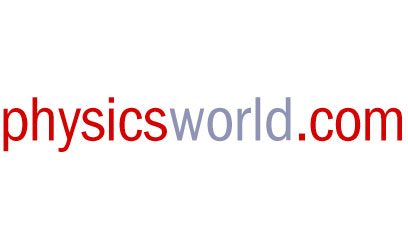 logo for Physics World