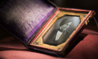Early Douglass daguerreotype on display