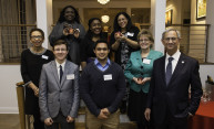 Presidential Diversity Award recipients recognized