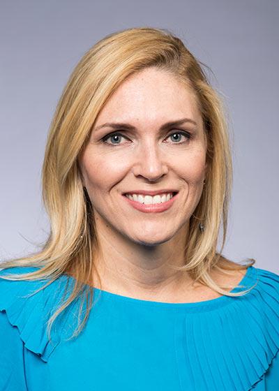 Jenny Leonard : Assistant Vice President for Digital Strategy