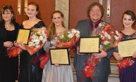 Winners named in Friends of Eastman Opera voice competition