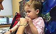 Scientists seek to improve flu vaccine for the very young