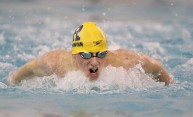 Rochester hosts swimming and diving championships