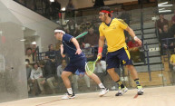 Squash dream season ends with loss in national final