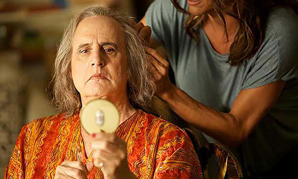 still from the TV show Transparent with actor Jeffry Tambor