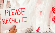 EcoReps help launch grant-funded plastic bag recycling campaign