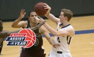 "Sam Borst-Smith wins State Farm ""Assist Of The Year"" competition"