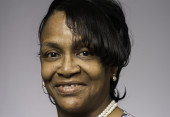Staff Community Service Award recipient committed to supporting families of incarcerated