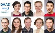 Record number of students earn summer research scholarships in Germany