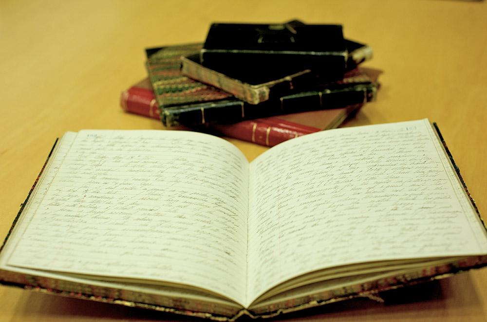Fanny Seward diary