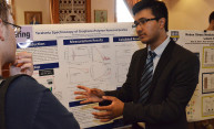 Students find 'path to their own sandbox' at Undergraduate Research Expo