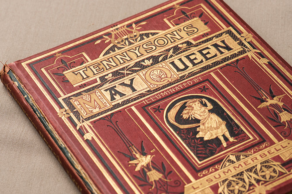 Cover of the book The May Queen