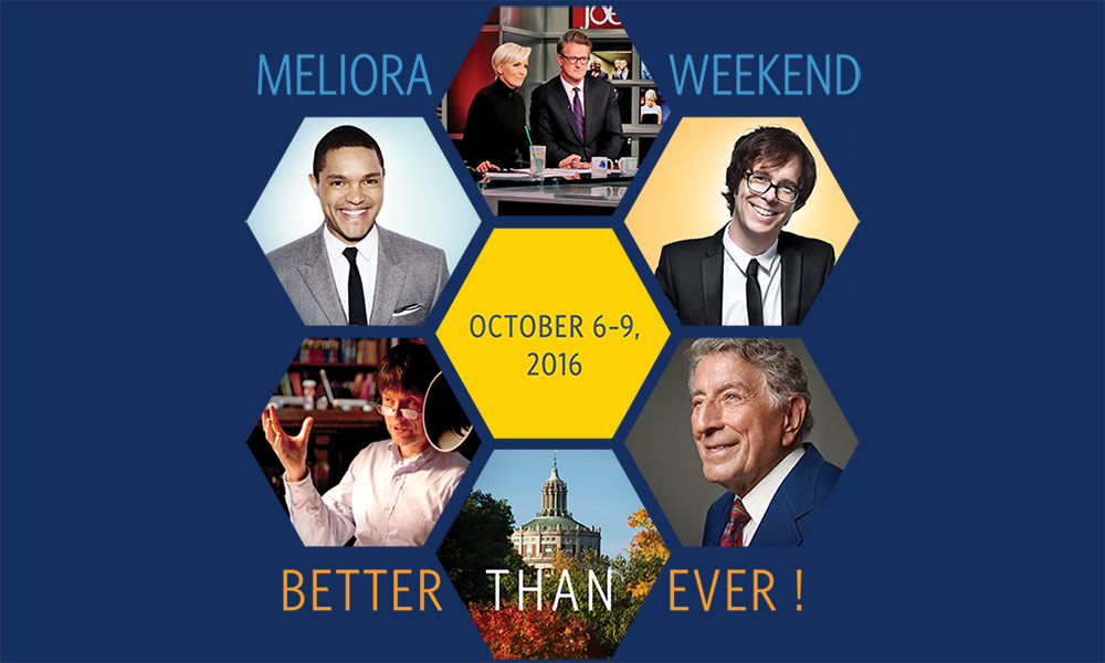 Meliora Weekend Better Than Ever!