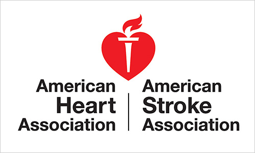 logo for American Heart/Stroke Association