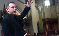 Michael Alan Anderson conducting