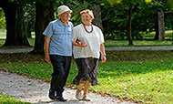 Right dose of walking helps chemotherapy side effects