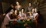In Goethe's novel families, love is all that matters