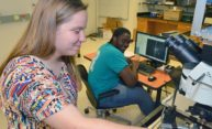 Undergraduate Xerox fellows experience hands-on research