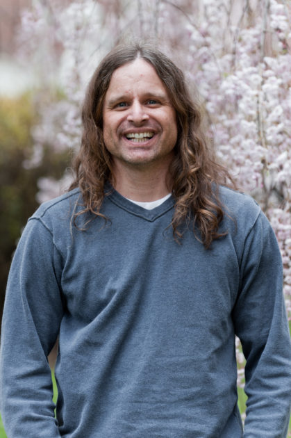 Photo of Patrick Davies