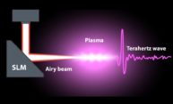 Stronger terahertz waves allow safer detection of hidden objects