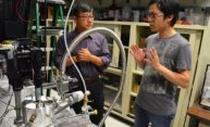 'Optical spring' enables detection of single molecules