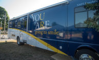 SMILEmobile brings dental care to patients with special needs