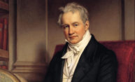 Portrait of Alexander von Humboldt by Joseph Karl Stieler (public domain / Wikimedia Commons)