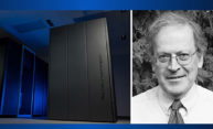 Turing Award winner addresses conference on parallel computing