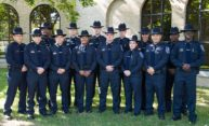 Public Safety graduates most diverse class ever