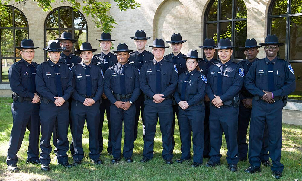 public safety officers in uniform