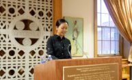 Author Mia Alvar receives 2016 Kafka Prize