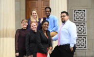 Meet the newest Admissions counselors