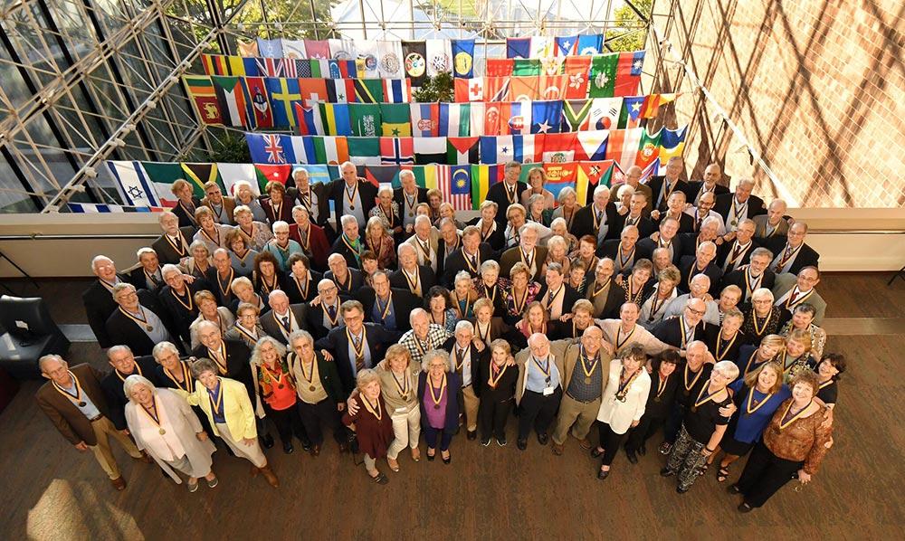 large group portrait