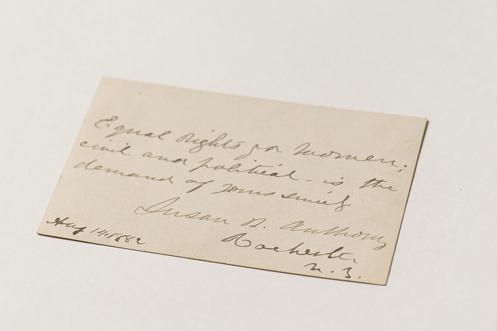 close-up of hand-written document