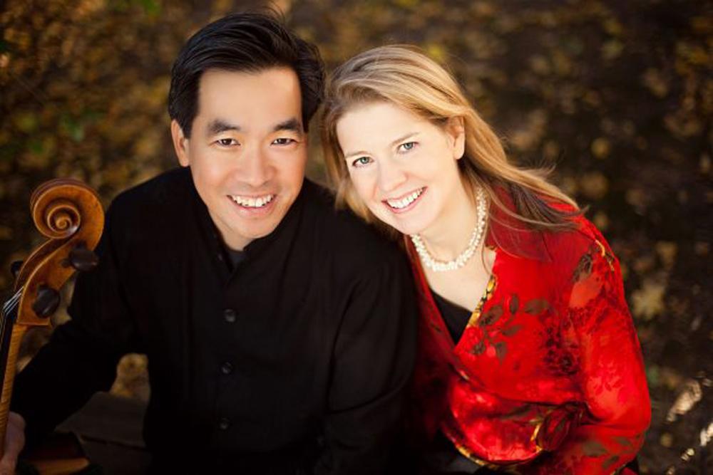 David Ying and Elinor Freer