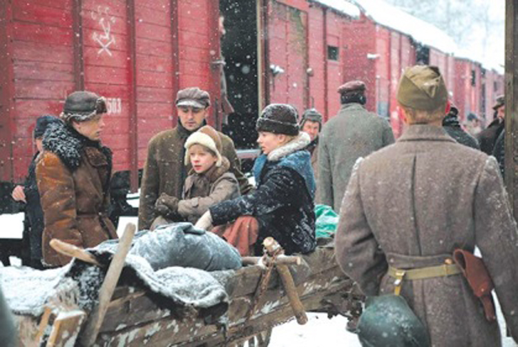 Siberian Exile (2013) directed by Janusz Zaorski