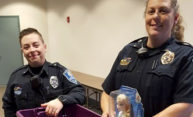 Public Safety is collecting holiday gifts to help children of domestic violence