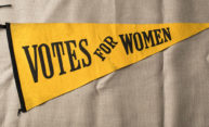 Remembering long campaign for women's voting rights