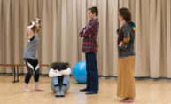 Five lives connect, unspool in Annie Baker's <em>Circle Mirror Transformation</em>