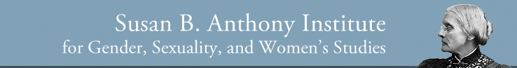 Susan B. Anthony Institute logo