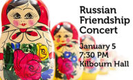 Concert celebrates Rochester-Velikiy Novgorod sister cities connection