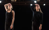 Dance, light, media come together in <em>Confluence</em>