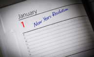 What's your resolution and how will you keep it?